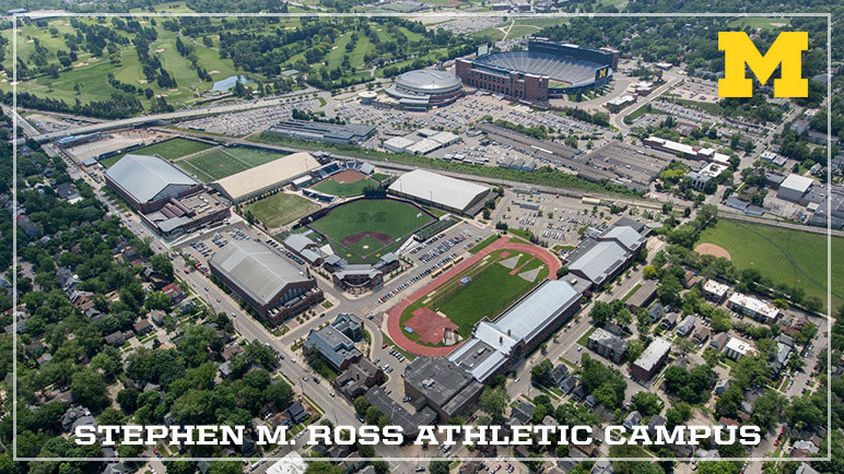 Stephen M  Ross Athletic Campus - University of Michigan