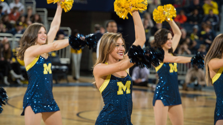 Michigan Dance Team Auditions for 2019-20 - University of Michigan