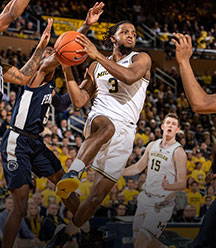 Men S Basketball Tickets University Of Michigan Athletics