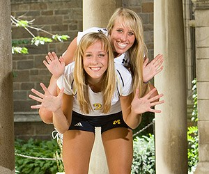 Senior Insight with Beth and Kerry: Day 6 - University of Michigan Athletics