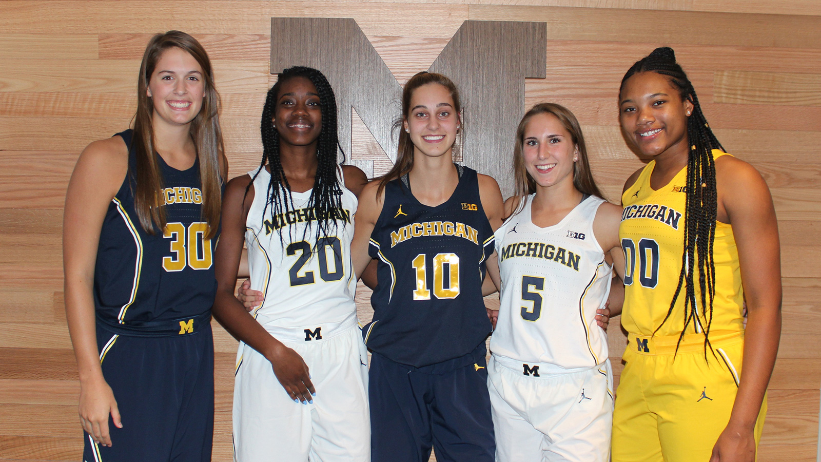 Five Sign To Join Wolverines In 2018 19 University Of