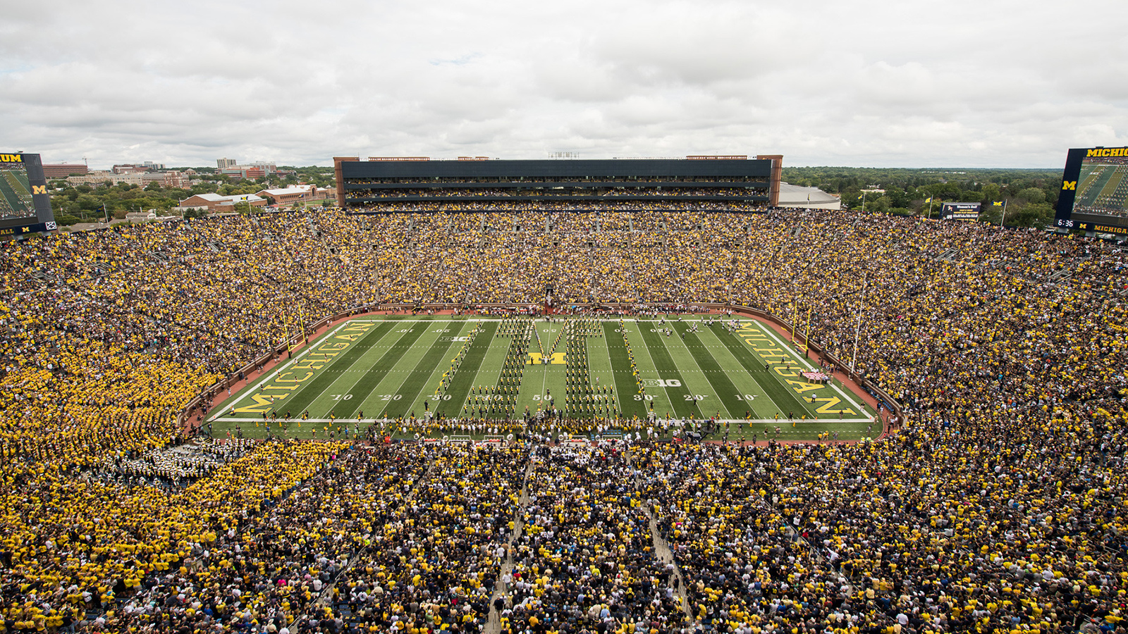 future michigan football schedules - university of michigan athletics