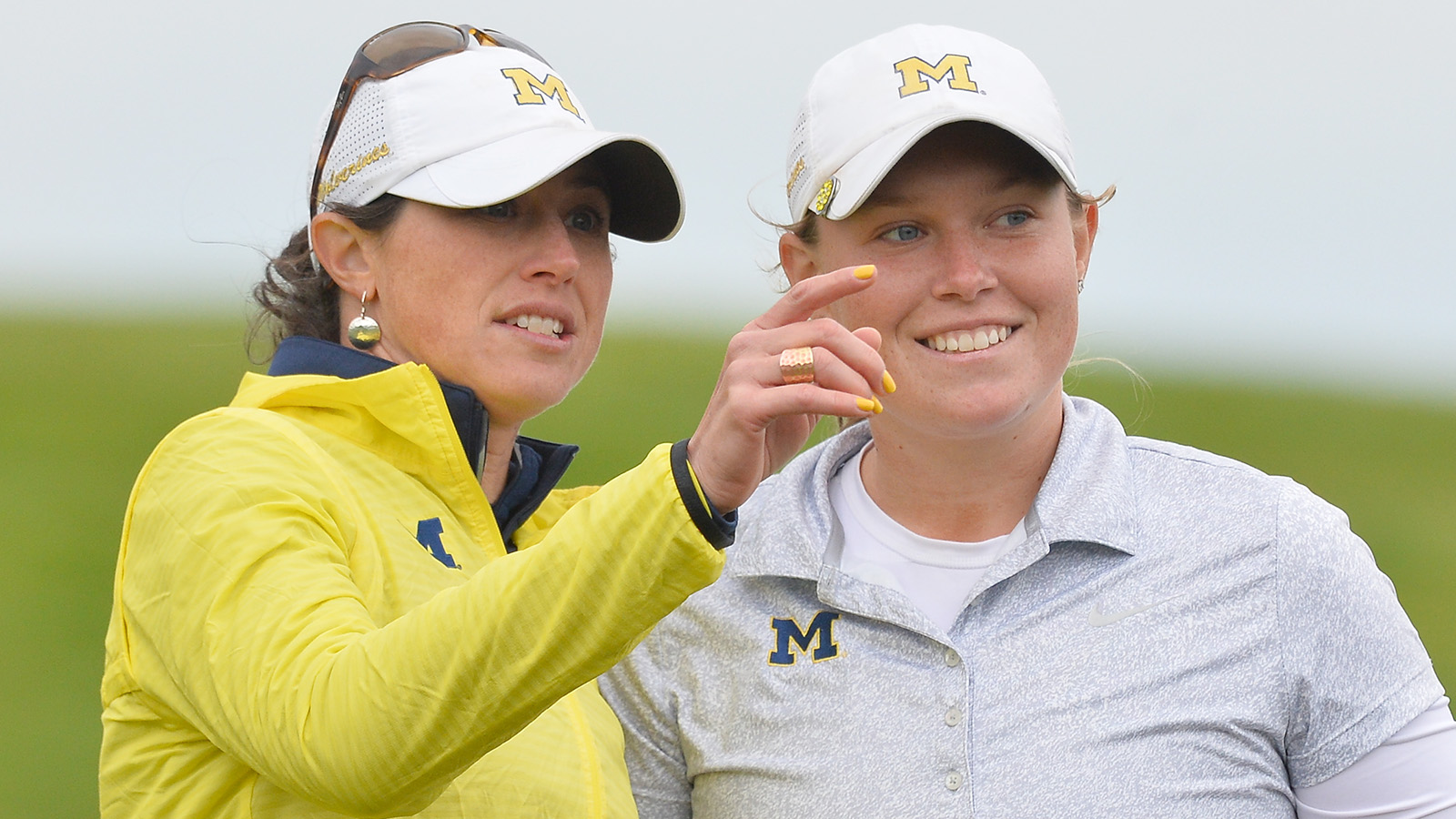 ... the University of Michigan women s golf team faced a challenging  nine-tournament schedule and closed the season with a seventh-place finish  at the Big ... a19d05889