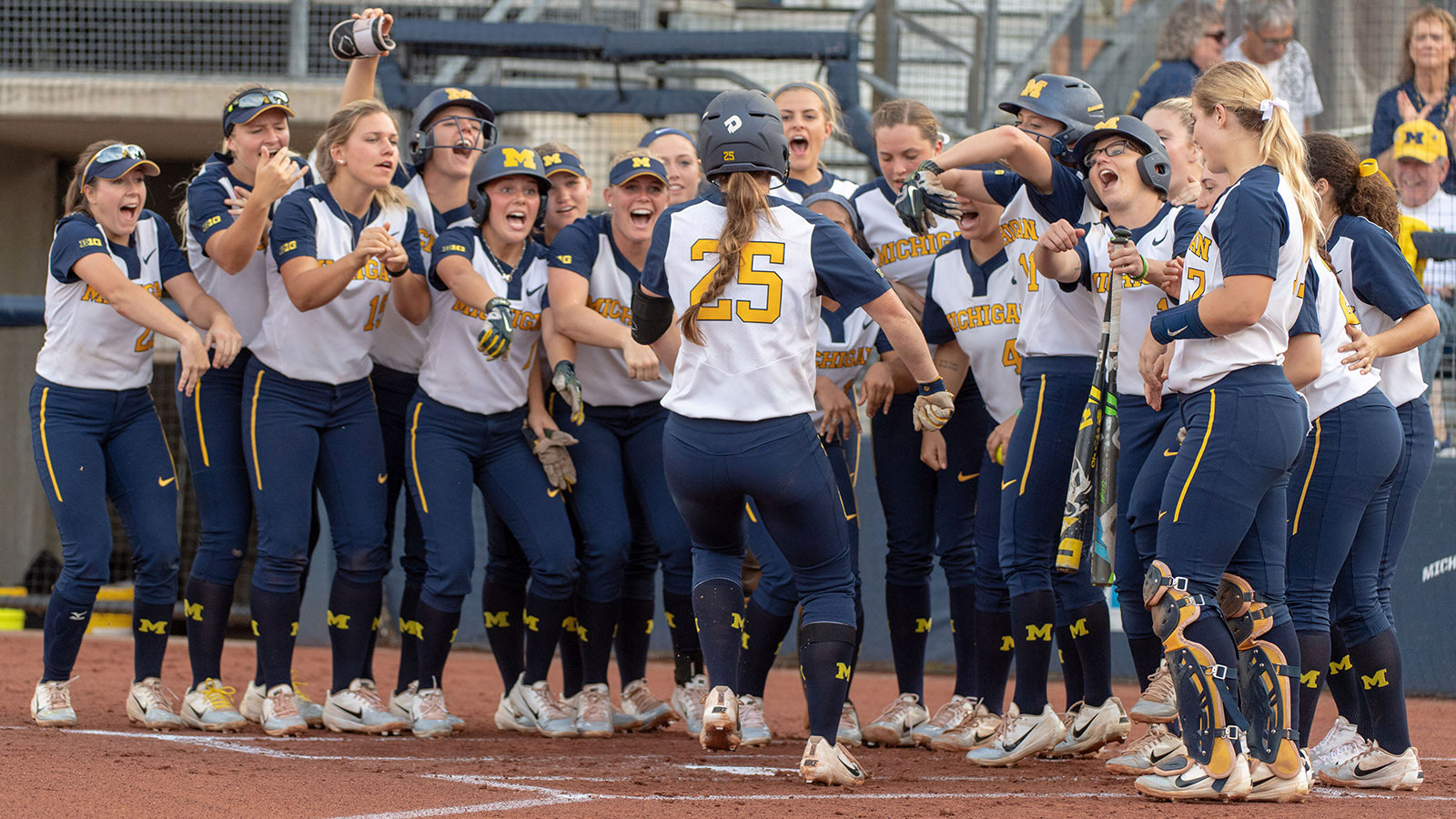 Michigan Softball Schedule 2019 Wolverines Announce 52 Game Schedule for 2019 Season   University