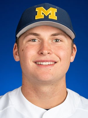 Willie Weiss - Baseball - University of Michigan Athletics