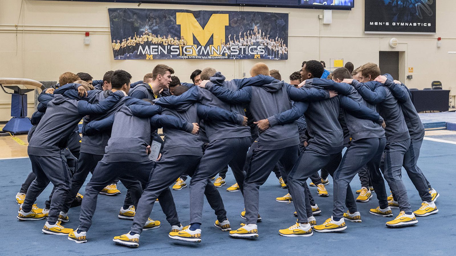 Michigan Falls To No 8 Penn State In The Final Rotation