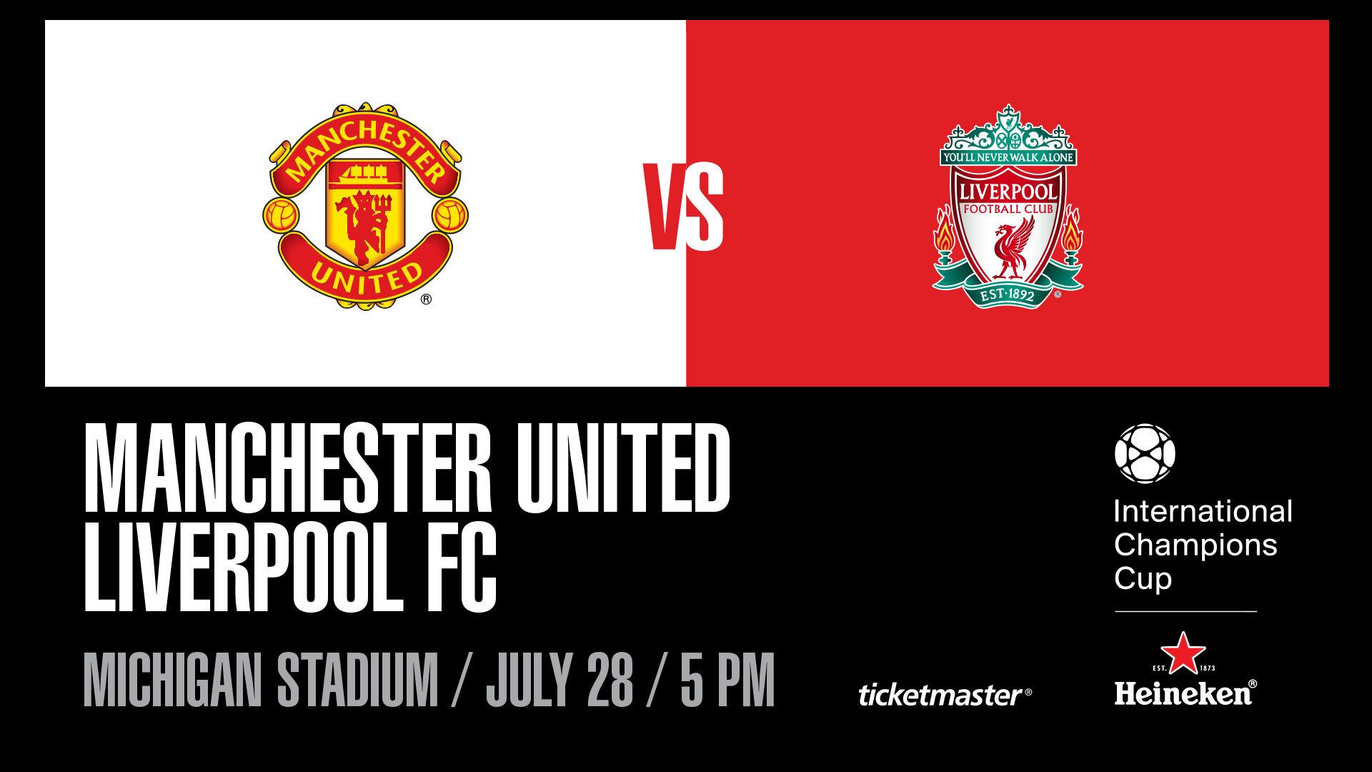 fe32ff64574 University of Michigan to Host Manchester United-Liverpool F.C. Match