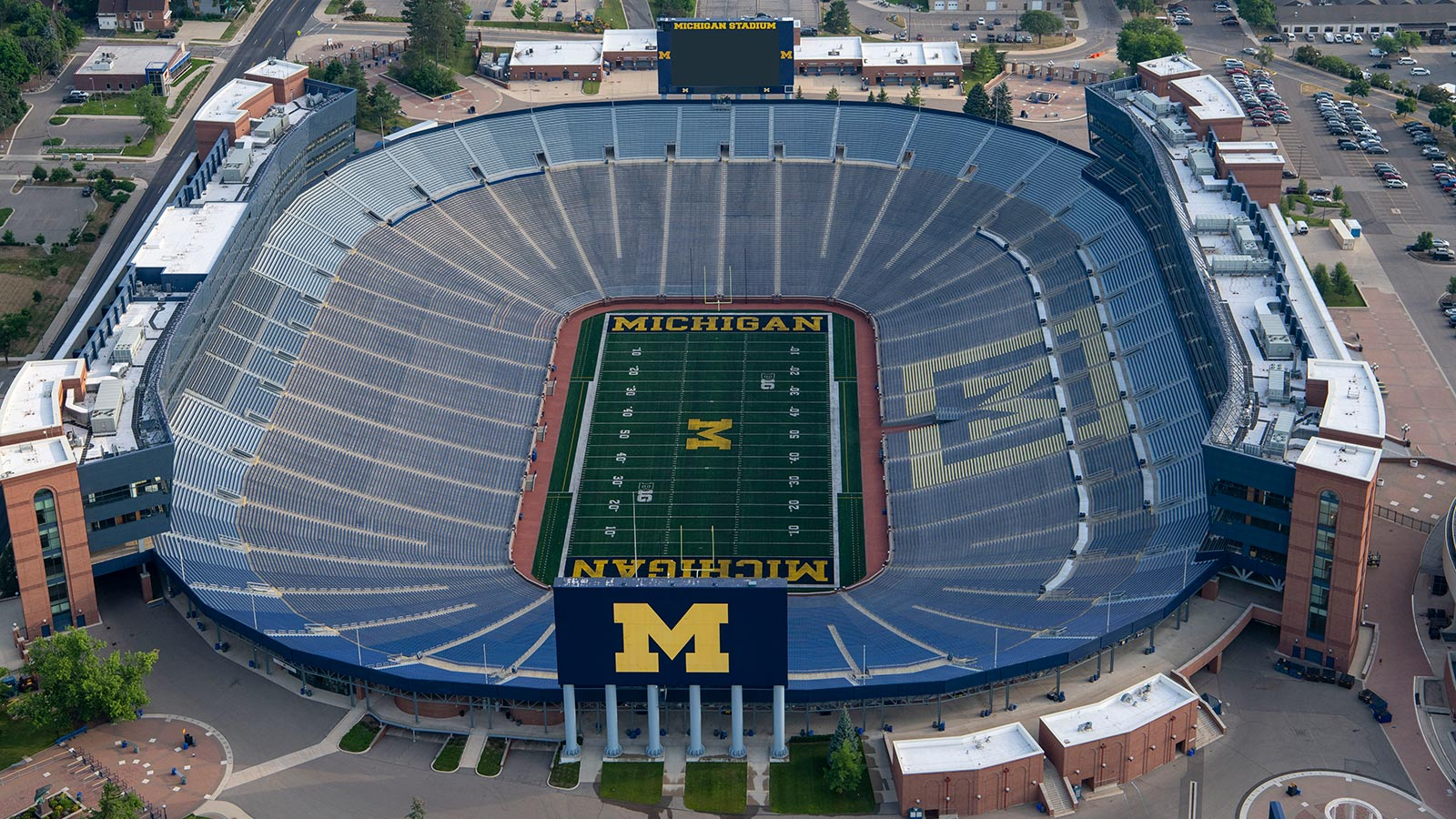 michigan athletics announces michigan stadium game day updates university of michigan athletics michigan athletics announces michigan stadium game day updates university of michigan athletics