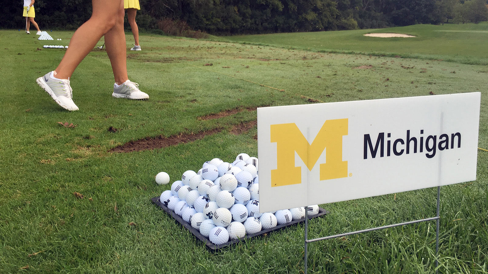 This Week in Michigan Women's Golf: East & West Match Play