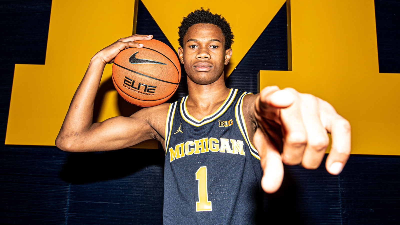 Jackson Joins Michigan Men S Basketball With Nli Signing For