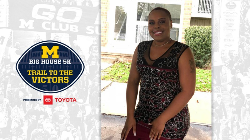 Why I'm Participating in the Big House 5K: Chelsea Parker - University of Michigan Athletics