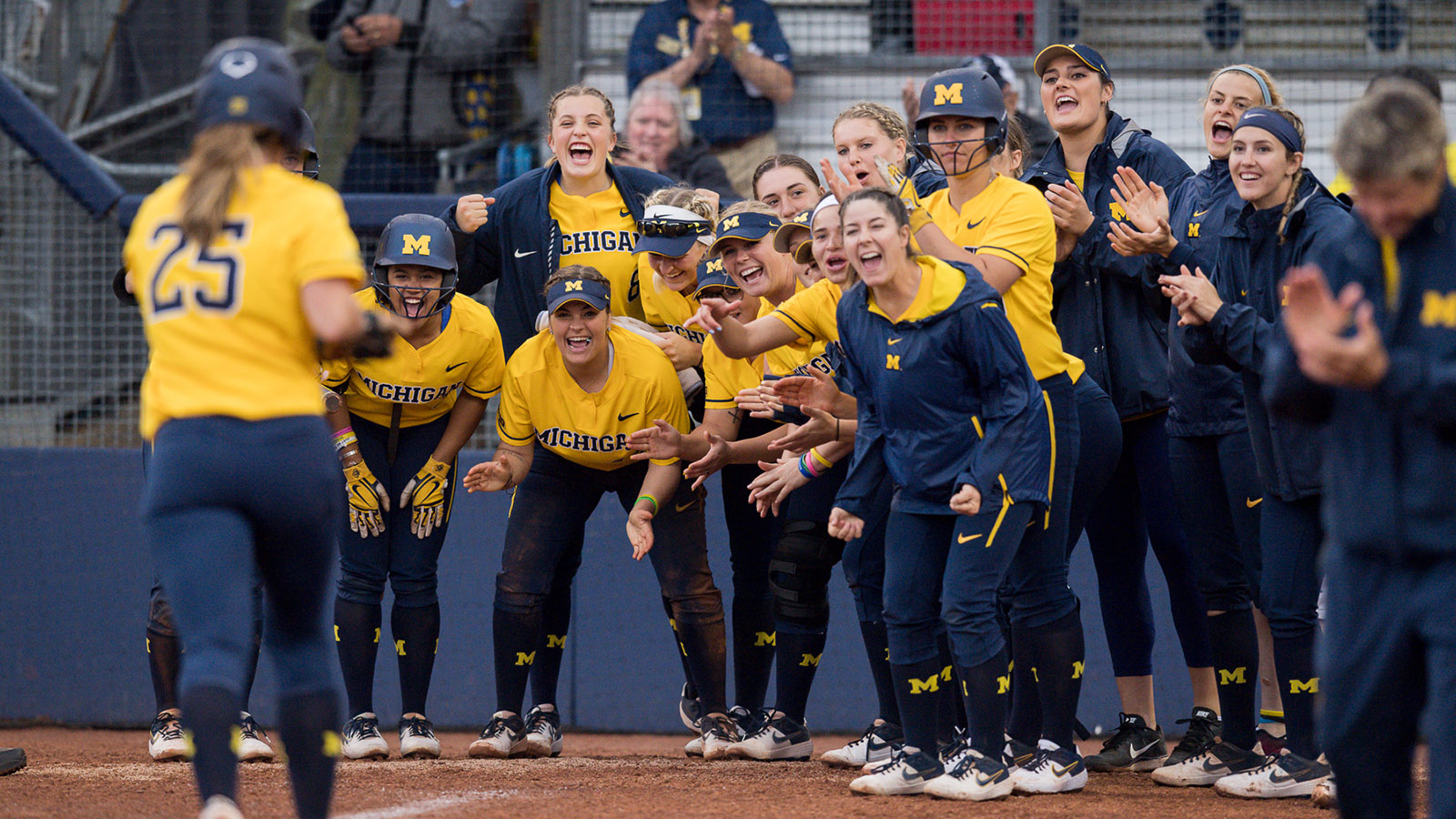 Season Review: 2019 Michigan Softball - University of Michigan Athletics