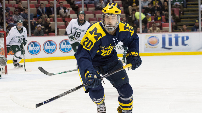 Season in Review: 2016-17 Michigan Ice Hockey - University of