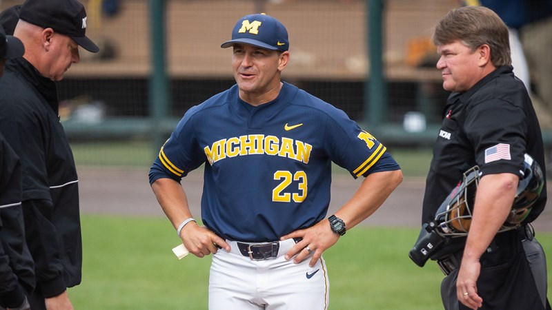Wolverines Explain What Makes Bakich the National Coach of the Year