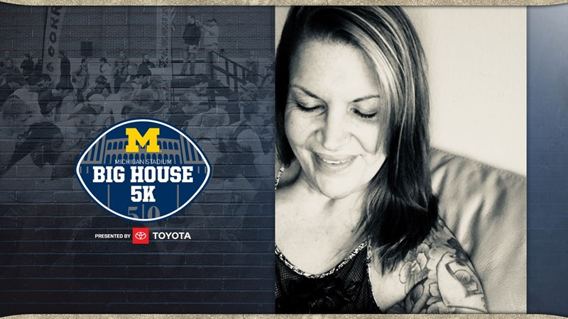 Why I'm Participating in the Big House 5K: Izzy Yardley - University of Michigan Athletics